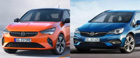 Nowa Corsa i Nowa Astra już w salonie OSCAR